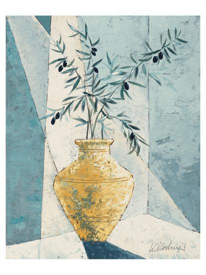 Olive Tree Branches-Karsten Kirchner-Art Print