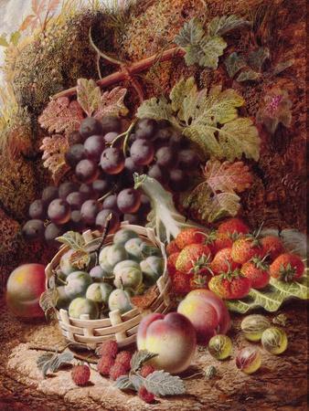 Still Life of Fruit II