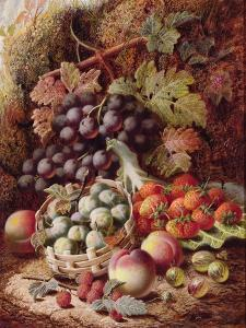 Still Life of Fruit II by Oliver Clare