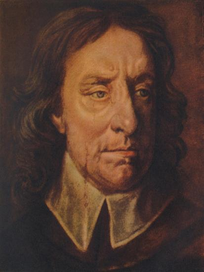 Oliver Cromwell, c1657, (1941)-Unknown-Giclee Print