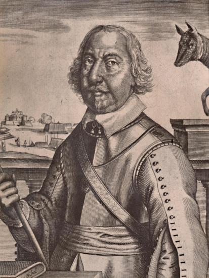 Oliver Cromwell, English Parliamentarian soldier and politician, c17th century (1894)-Unknown-Giclee Print