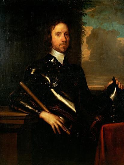Oliver Cromwell-Robert Walker-Giclee Print
