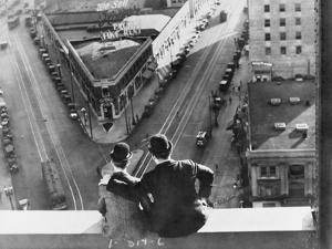 Oliver Hardy, Stan Laurel, Liberty, 1929