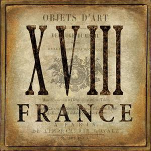 France by Oliver Jeffries