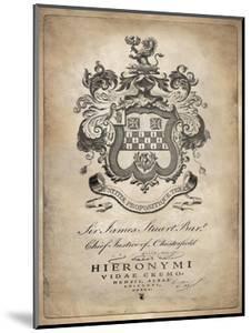 Heraldry I by Oliver Jeffries