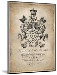 Heraldry III by Oliver Jeffries