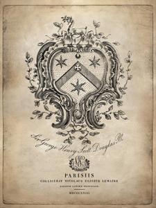 Heraldry IV by Oliver Jeffries