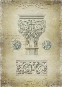 Ornamental I by Oliver Jeffries