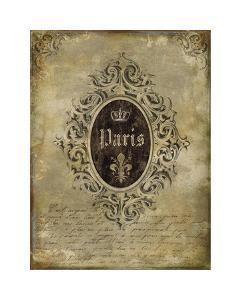 Paris Classique I by Oliver Jeffries