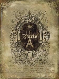 Paris Classique II by Oliver Jeffries