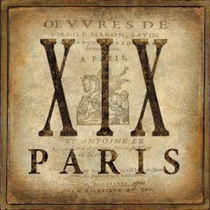 Paris by Oliver Jeffries