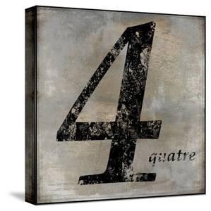 Quatre by Oliver Jeffries
