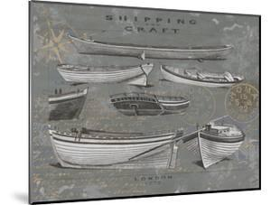 Shipping And Craft I by Oliver Jeffries