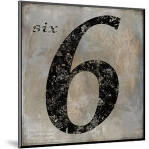 Six by Oliver Jeffries