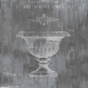 Urns & Ornaments I by Oliver Jeffries