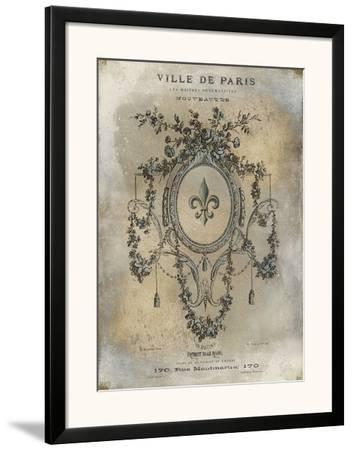 Ville De Paris by Oliver Jeffries