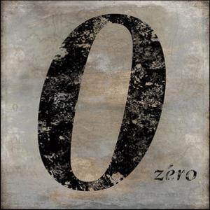 Zero by Oliver Jeffries