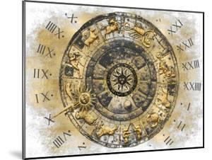 Zodiac Calendar I by Oliver Jeffries