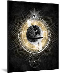 Zodiac Sphere IV by Oliver Jeffries
