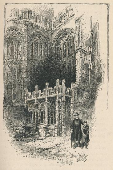 'Oliver King's Chantry', 1895-Unknown-Giclee Print