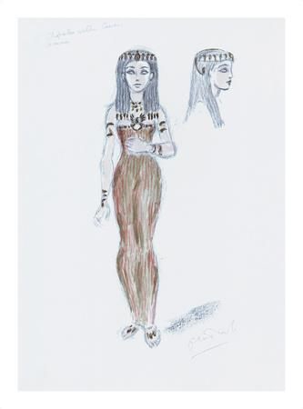 Designs for Cleopatra L