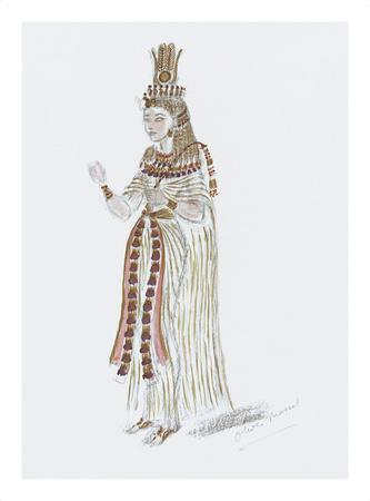 Designs for Cleopatra XLVI