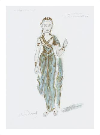 Designs for Cleopatra XLVII