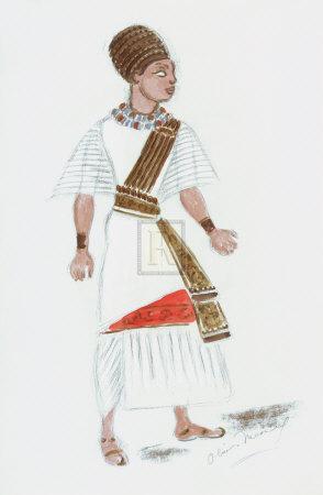 Designs for Cleopatra XLVIII