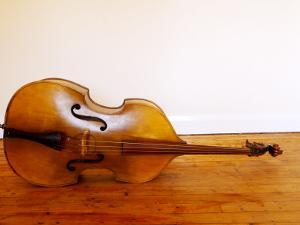 3/4 Size Double Bass by Oliver Strewe