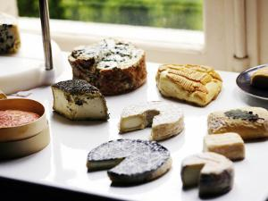 Cheese Plate by Oliver Strewe