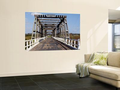 Dunmore Bridge over Parerson River