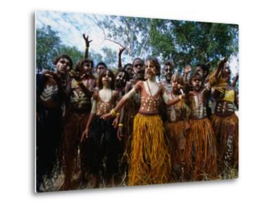 Lockhart River State School Dance Troupe, Cape York Peninsula, Queensland, Australia