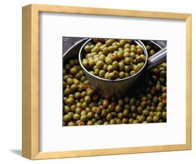 Stuffed Manzanilla Olives, Spain