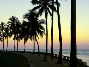 The Sunset Maputo Bay, Maputo, Mozambique by Oliver Strewe