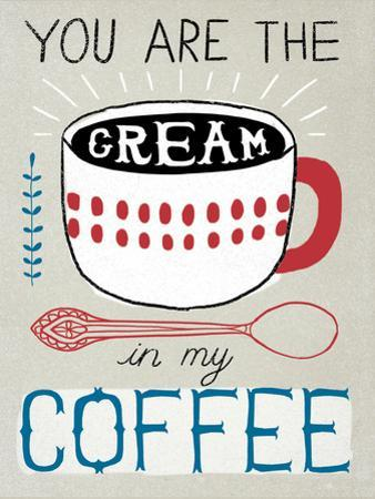 Cream in Your Coffee by Oliver Towne