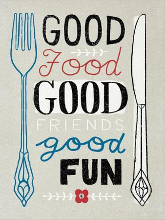 Good Friends Good Fun by Oliver Towne