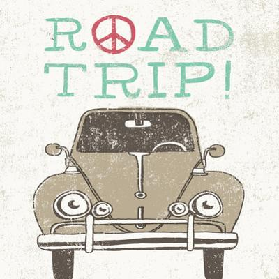 Road Trip Beetle by Oliver Towne