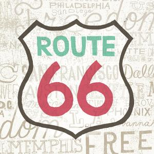 Road Trip Route 66 by Oliver Towne