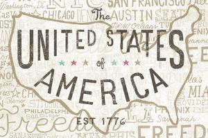 Road Trip USA by Oliver Towne
