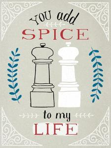 Spice to Life by Oliver Towne