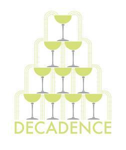 Decadence 1 by Olivia Blinco