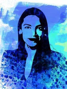 Alexandria Ocasio-Cortez I by Olivia Morgan