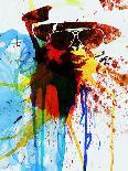 Legendary Slash Watercolor I-Olivia Morgan-Art Print