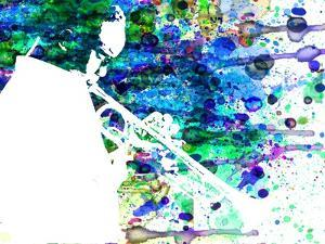 Legendary Jazz Watercolor by Olivia Morgan