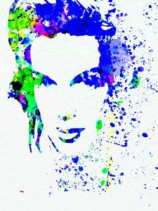 Legendary Judy Garland Watercolor II by Olivia Morgan