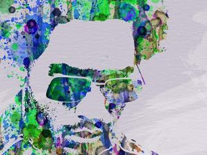 Legendary Lenny Watercolor II by Olivia Morgan