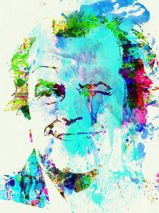 Legendary Nicolson Watercolor by Olivia Morgan
