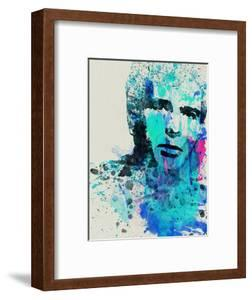 Legendary Peter Gabriel Watercolor by Olivia Morgan