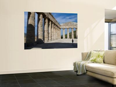 Young Boy in Segesta Temple