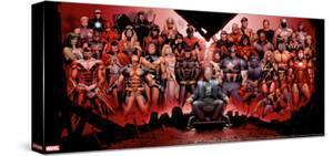 House of M: Professor X by Olivier Coipel